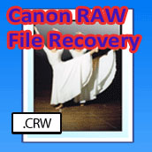Canon RAW File Recovery