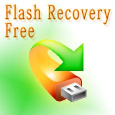 Восстановить файлы от флешки