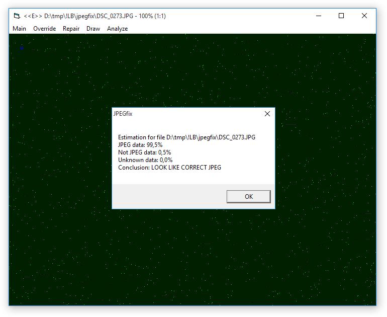 Скачать программу для восстановления jpeg файлов