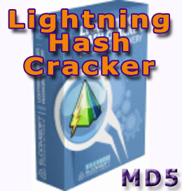 Lightning Hash Cracker