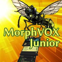 Morphvox как сделать голос девушки